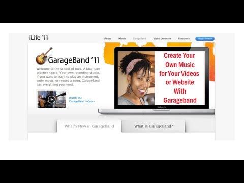 GarageBand Tutorial - Create Musical Intros