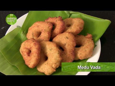Soft & Crispy Medu Vada Recipe   South Indian Recipes   How to Make Medu Vada   मेदू वड़ा