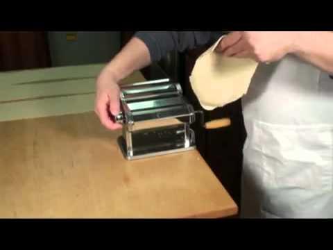 Roma by Weston Manual Pasta Machine