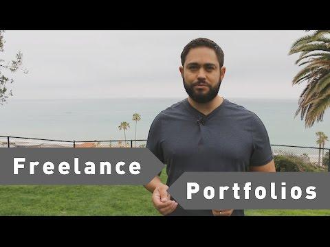 How to Build a Freelance Portfolio