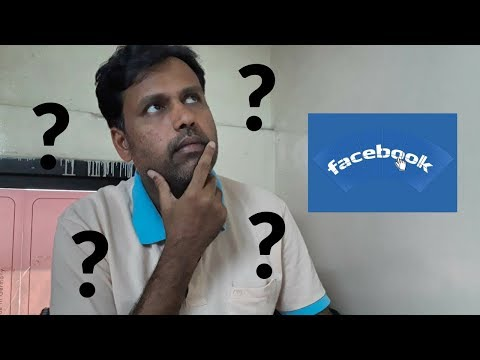 How To Delete Account on Facebook  Desktop Smart Phone Deactivate Social Media Tamil Tech Ginger