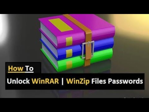 how to hack win rar password