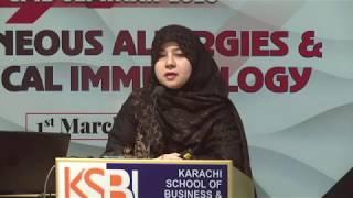 Dr. Syeda Shamoona Tirmizi (CME 2020)