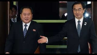 North Korea agrees on peace and to send Winter Olympics delegation to South