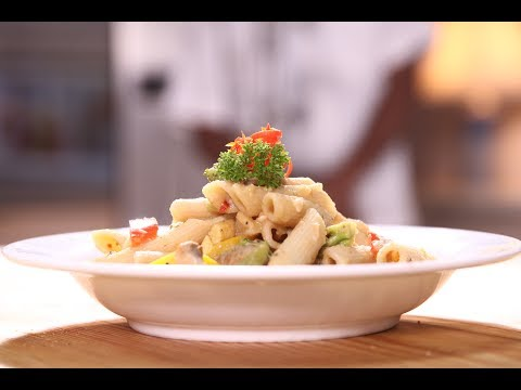Apple Pasta | Apple Tasty Delight | Chef Anupa | Sanjeev Kapoor Khazana