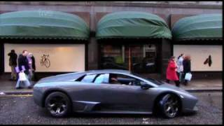 Fifth Gear Supercar Club Experiment SLR Vs. LP64