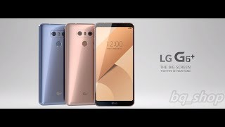"LG G6+ 128 GB 4 GB RAM 13MP 5.7"" Android Phone International Version OPEN BOX"