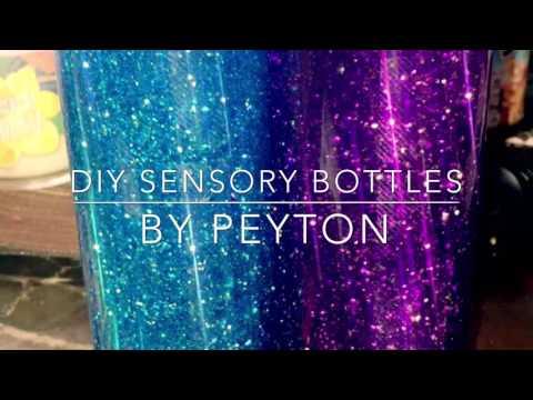 Glitter Sensory Bottles
