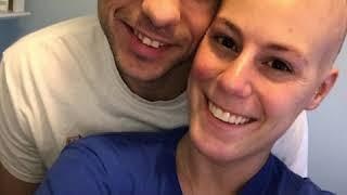 Breast cancer survivor gets wedding of her dreams l GMA Digital