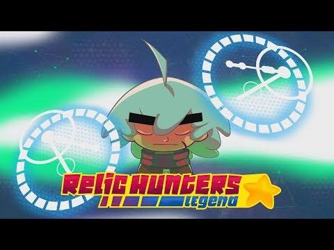 Relic Hunters Legend - Kickstarter Gameplay Trailer (60fps)