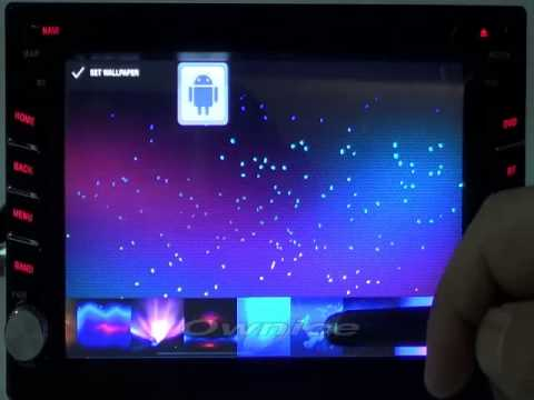 Ownice C200 Android 4 4Car DVD -- How to Change Wallpaper