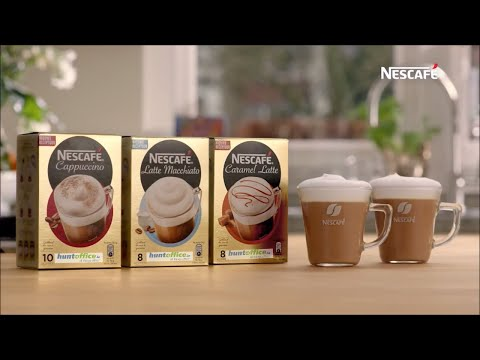 Nescafe Instant Coffee Sachets From Huntoffice.ie!