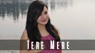 Tere Mere | Female Version by Ramya Ramkumar | Chef | Armaan Malik