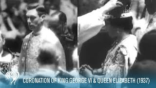 Coronation Of King George VI & Queen Elizabeth: Reels 3 & 4 (1937) | British Pathé