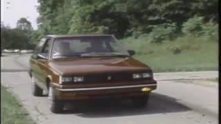 Official AMC Renault video : Renault Encore - 1986
