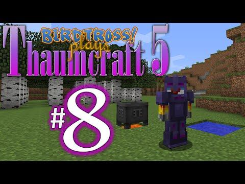Minecraft Thaumcraft 5 #8 - Alchemy