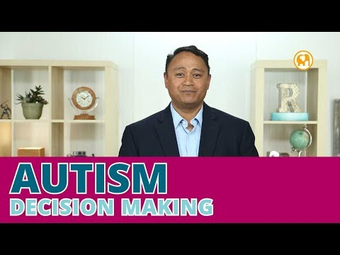 Autism help for parents | Help autistic kid with Decision Making