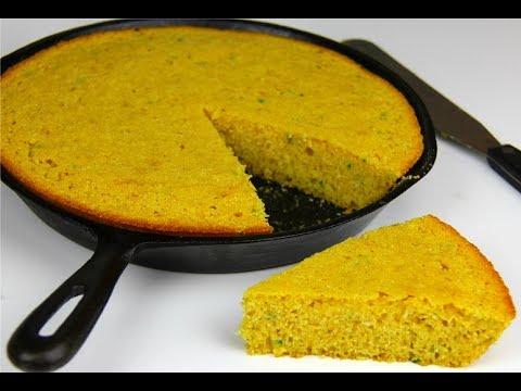 Quick Corn Bread #TastyTuesdays | CaribbeanPot.com