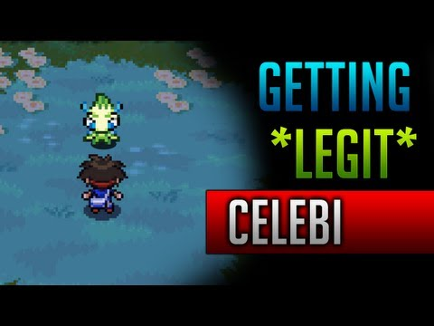 How & Where to catch/get - *LEGIT* Celebi in Pokemon Black 2 & Pokemon White 2