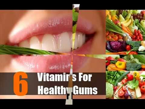 6 Best Vitamins For Healthy Gums