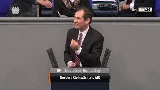 Jetzt sollen falsche Meinungen mundtot gemacht werden - Norbert Kleinwächter - AfD