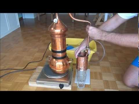 How to Distill - Home Distillerie - Step by Step introduction