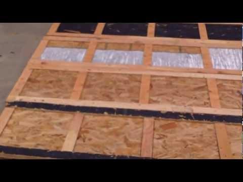 Garage Door Build (Build Days 34-35)