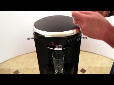 SmartFlo Replacement Procedure – Crystal Mountain, Storm Bottom Load Water Cooler