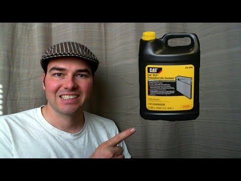 How To Perform A Cooling System Flush On Your Diesel Engine.  Diesel Engine Coolant Flush.