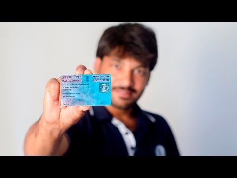 How to Book PAN Card Online from Bro4u.com