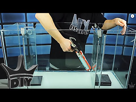 HOW TO: Build an aquarium sump - Submerged filter