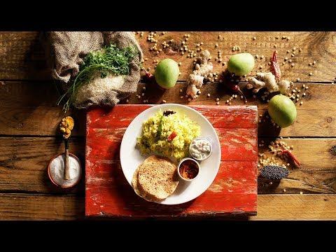 Mango Rice - How To Make Mango Rice | Quick & Easy Rice Recipe