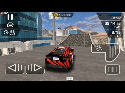 Xxx Mp4 Smash Car Hit Impossible Stunt Red Sparrow Speed Car Games Android Gameplay FHD 2 3gp Sex