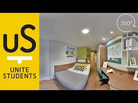 360° Tour - Edinburgh Student Accommodation | Unite Students