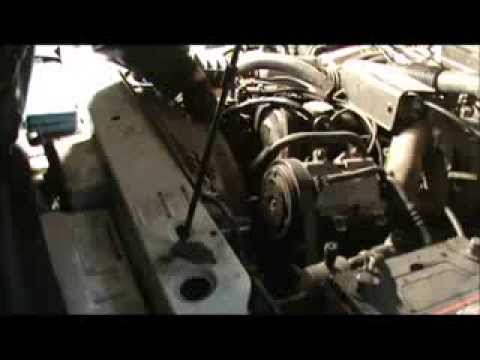 Timing Belt Replacement Pt 1