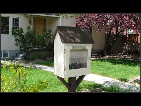 How To Add A Little Free Library To The World Map