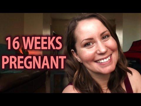 16 WEEK PREGNANCY UPDATE - Dehydration & Growth Spirt