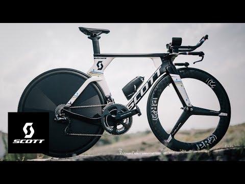 Annemiek Van Vleuten's World Champion Bike