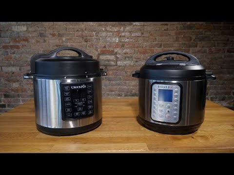 Instant Pot vs. Crock Pot: Which is the best multi-cooker?