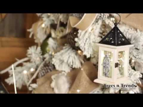 Unique Christmas Lanterns for Holiday Decorating