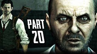 The Evil Within Walkthrough Gameplay Part 20 - A Planted Seed (PS4)