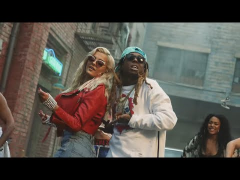 Bebe Rexha - The Way I Are (Dance With Somebody) feat. Lil Wayne (Official Music Video)