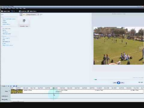 How To Extract Video Clips using Windows Movie Maker