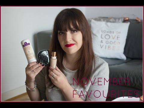 November Favourites 2015 | Beauty and Lifestyle!