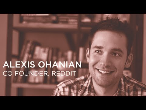 Reddit's Alexis Ohanian on how the internet can make you more awesome