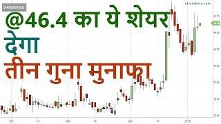 Textile सेक्टर का ये स्टॉक देगा तीन गुना मुनाफा, Analysis & trading strategy in indian stock market