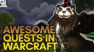 The MOST EPIC Questline: The Attack on Stoneplow - World of Warcraft Retrospective