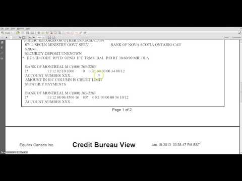 How to get a perfect credit score in Canada