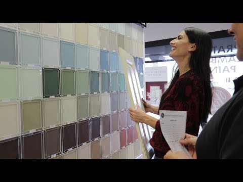 The Tough Task of Picking the Perfect Paint for a Big Home