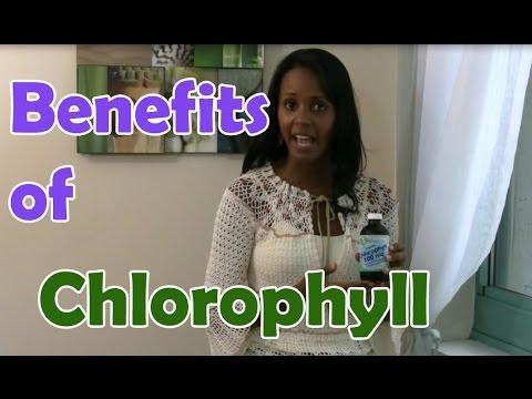 Benefits of Liquid Chlorophyll + Jovanka Ciares